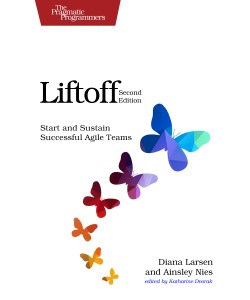 Book Cover Liftoff